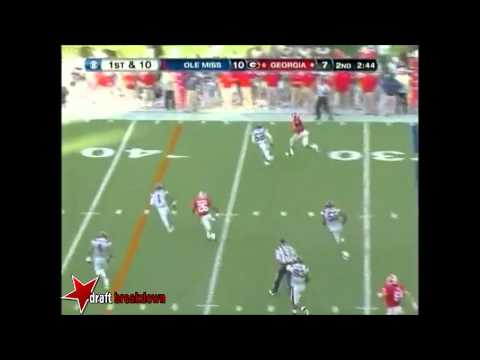 C.J. Johnson vs Georgia 2012 video.