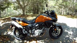 9. 2012 Suzuki DL650A Vstrom - Review, first impressions