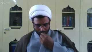 Weekly Dars 8: Topic Imam Jafar e Sadiq (a.s)