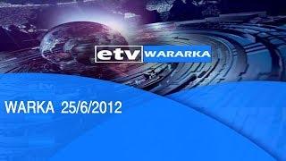 WARKA 25/6/2012  |etv