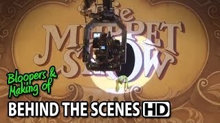 Muppets Most Wanted  2014  Making Of   Behind The Scenes  Part1 4