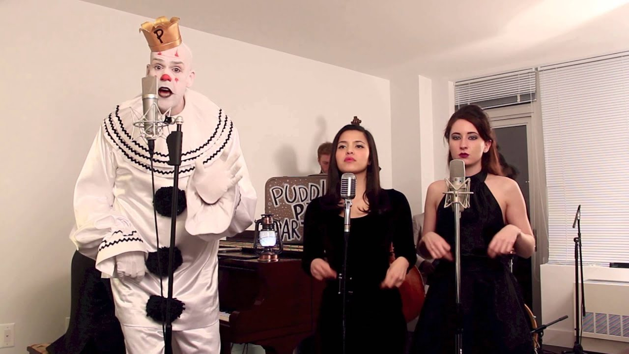 "Team – ""Sad Clown With The Golden Voice"" Lorde Cover ft. Puddles"