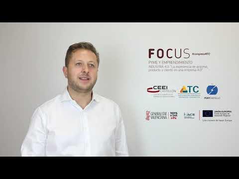 Focus Pyme Industria 4.0. Entrevista a Juan José Bolaños. Rocersa[;;;][;;;]