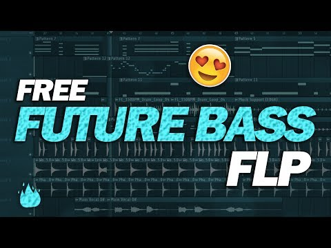 Free Future Bass FLP: by EDGR [Only for Learn Purpose] (видео)
