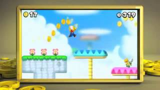 Trailer De New Super Mario Bros 2 Rom Download [3DS] Descargar