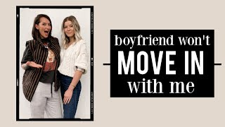 College Boyfriend Won't Move In With Me w/ Geo Antoinette Kwan | DBM #107 by Meghan Rienks