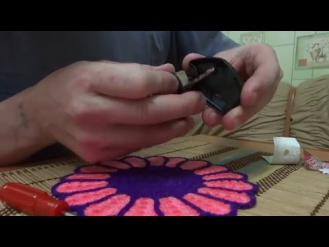 Как правильно собрать ключ от нива шевроле снимок