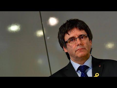 Puigdemont darf wegen Veruntreuung von öffentlichen G ...