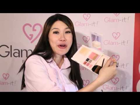 Glam-It! CEO Interview at Harvey Nichols Media Event