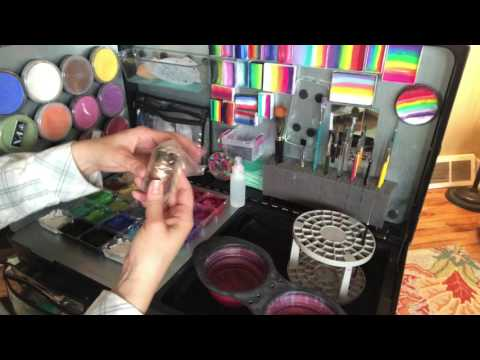 Craft N Go Face Painting Kit Review Demo