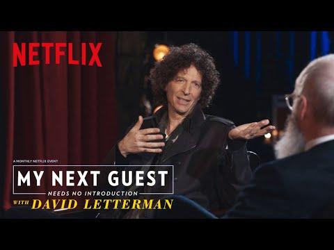 Howard Stern Talks Trump   My Next Guest Needs No Introduction with David Letterman   Netflix
