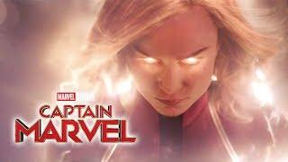 Video Captain Marvel Official Trailer (2019) And Breakdown MP3, 3GP, MP4, WEBM, AVI, FLV Oktober 2018