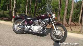 7. Used 2007 Yamaha Virago XV250W Motorcycles for sale - Pensacola, FL