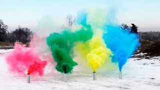 HOW TO MAKE COLORED SMOKE GRENADES full download video download mp3 download music download