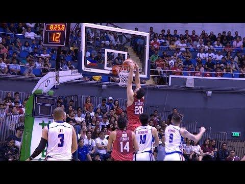 Make way for Gregzilla! | PBA Philippine Cup 2019