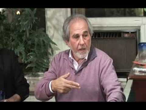 Bruce Lipton and Greg Braden together at Source of Synergy Salon in NYC