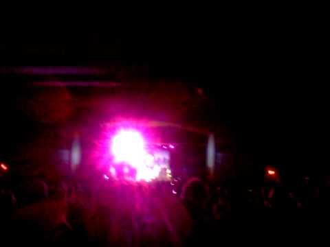 Wiz Khalifa at Virginia Tech - Taylor Gang