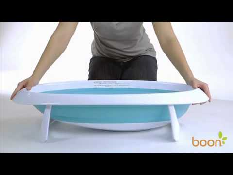 bath change potty boon naked collapsible baby bath. Black Bedroom Furniture Sets. Home Design Ideas