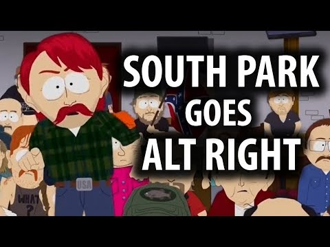 South Park Does Charlottesville Explained