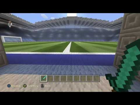 Emirates football stadium tour minecraft bajool minecraft manchester city stadium sciox Gallery