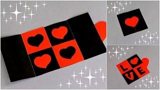 Обучающий мастер класс: Как сделать открытку фокус с скрытым посланием. Идея для оригинальной открытки. Открытка сюрприз. Открытка своими руками.*****ПЛЕЙЛИСТ: ВСЕ ВИДЕО КАНАЛА - ИДЕЯ ДНЯ: https://www.youtube.com/playlist?list=PLc-U6T8lAie-pFb4uAc20JF-328VWSDqPПЛЕЙЛИСТ: ОТКРЫТКА СВОИМИ РУКАМИ - ИДЕЯ ДЛЯ ОТКРЫТКИ: https://www.youtube.com/playlist?list=PLc-U6T8lAie_iMR1Jd0vsuttWc-fTIftX