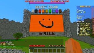 Minecraft DRAW MY THING #9 with Vikkstar, PrestonPlayz&Woofless