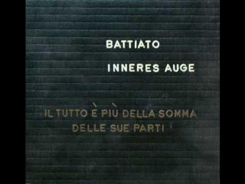 , title : 'Franco Battiato - No Time No Space (Inneres Auge)'