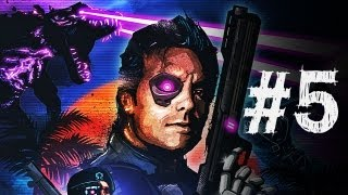 NEW Far Cry 3 Blood Dragon Gameplay Walkthrough Part 5 includes Mission 4 of the Far Cry 3 Blood Dragon Story for Xbox 360, Playstation 3 and PC. This Far Cr...