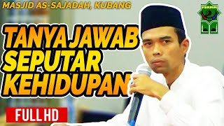 Video Tanya Jawab Seputar Kehidupan Bersama Ustadz Abdul Somad Lc, MA Masjid As-Sajadah MP3, 3GP, MP4, WEBM, AVI, FLV Mei 2019