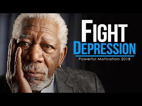 FIGHT DEPRESSION - Powerful Study Motivation [2018] (MUST WATCH!!)
