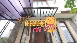 Video D'Sgin - Simply House for Cats MP3, 3GP, MP4, WEBM, AVI, FLV September 2018