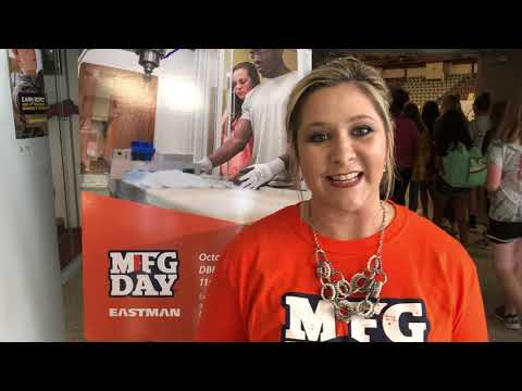 Video: Third annual Manufacturing Day at Dobyns-Benentt High School