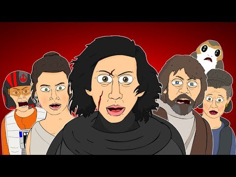 The Last Jedi The Musical - Animated Parody Song