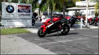 9. 2012 Ducati 848 evo Special Edition Corse