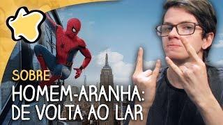 """Minhas impressões na crítica do filme """"Homem-Aranha: De Volta Ao Lar (Spider-Man: Homecoming)"""".INSCREVA-SE: http://bit.ly/inscreversessaocomentadaNÃO PERCA NENHUMA NOVIDADE!Facebook: http://www.facebook.com/sessaocomentada/Twitter: https://twitter.com/sessaocomentada"""