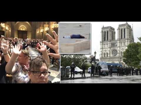 Pictures of Paris terror attack 2017 06/06