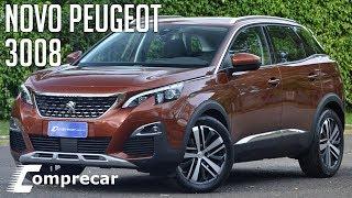 Avaliação: Novo Peugeot 3008