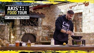 Akis' Food Tour - Karpenisi Episode 8 by Akis Kitchen