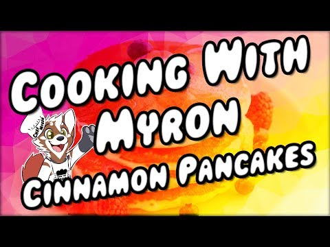 Cinnamon Pancakes - Cooking With Myron