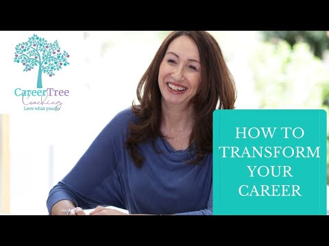 Can You transform your career?