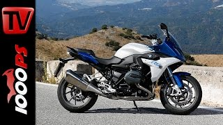 5. BMW R1200RS 2015 | Specs, info, close-ups and interview with Reiner Fings