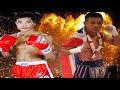 Pich Mteskmang vs Kamlai Yuk(thai), Khmer Boxing PNN 12 Feb 2017, Kun Khmer vs Muay Thai