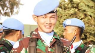 Pasukan Perdamaian Dunia PBB United Nations (UN) 2015-2016 I Leave My Heart In Lebanon Satgas Garuda INDOBATT 23-J/UNIFIL Alpha Company 9.63 Peacekeeper in L...