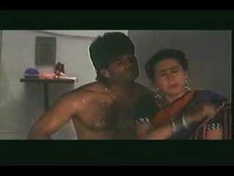 """Suniel Shetty in """"Rakshak"""" (1996)"""