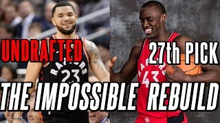 Video How The Toronto Raptors Built An NBA Championships Team With Only Non-Lottery Players MP3, 3GP, MP4, WEBM, AVI, FLV Juni 2019