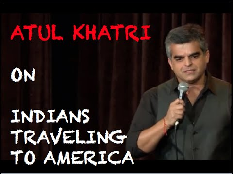 EIC Atul Khatri on Indians Traveling to America