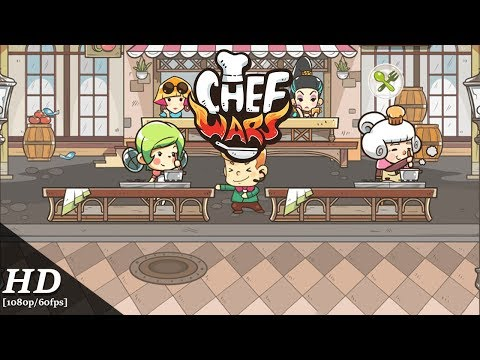 Chef Wars Android Gameplay [1080p/60fps]
