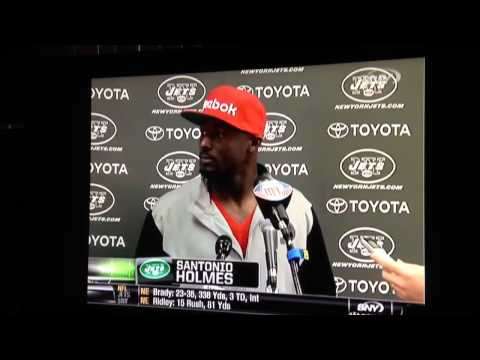 Santonio Holmes - This was bad.