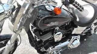 9. 311803 - Used 2009 Harley Davidson Dyna Low Rider FXDL Motorcycle For Sale