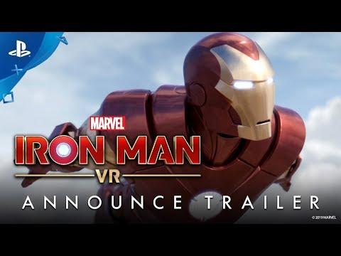 Trailer d'annonce de Marvel's Iron Man VR